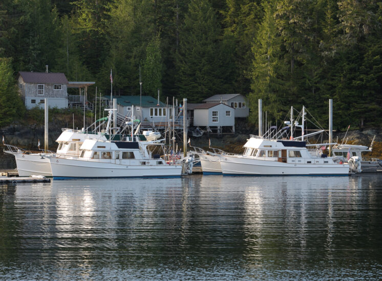 Grand Banks with NW Explorations