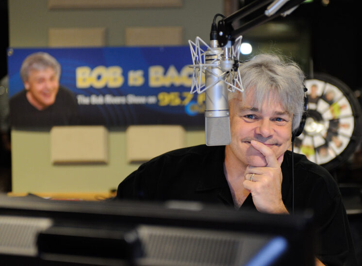 Recently retired, Bob Rivers was the voice of Seattle morning radio for 25 years with The Bob Rivers Show.
