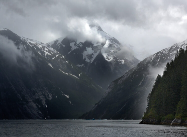 Fjord beauty, Inside Passage