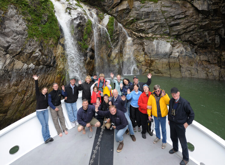 Traveling the Inside Passage of Alaska, with NW Explorations at the helm