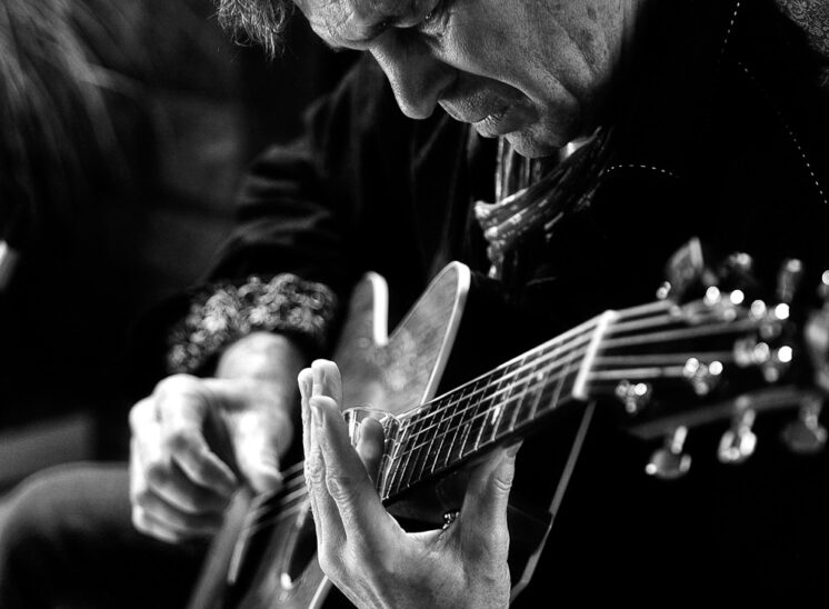 Roger Fisher, founding guitarist of supergroup HEART and Rock and Roll Hall of Fame Inductee