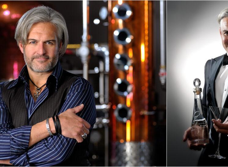 Ian MacNeil, charismatic owner of popular business, Glass Vodka