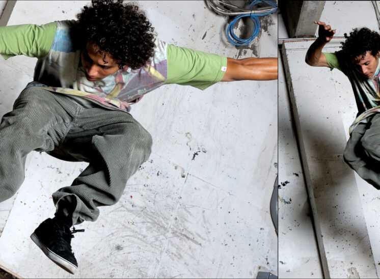 Skateboard Kid catching air and demonstrating his moves at an indoor park during an event hosted by photographer Chase Jarvis. © Jerry and Lois Photography, all rights reserved