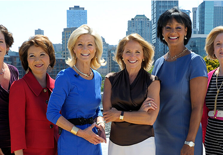 Katie Couric, hosted by KING5 TV. © Jerry and Lois Photography